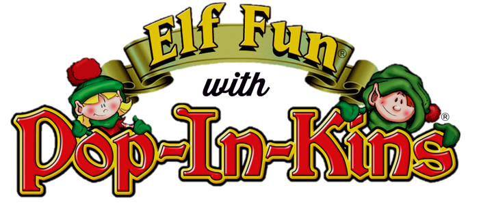 Elf Fun with PopInKins Logo RR