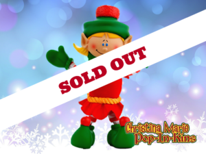 Christina Marie Pop-In-Kins SOLD OUT